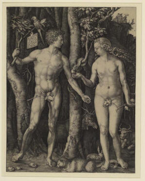 eve in paradise lost